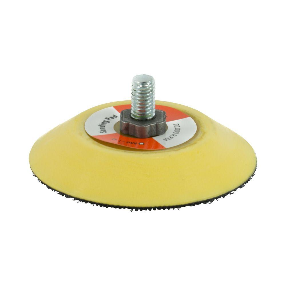 Hook and Loop Backing Pad (8mm Spindle)