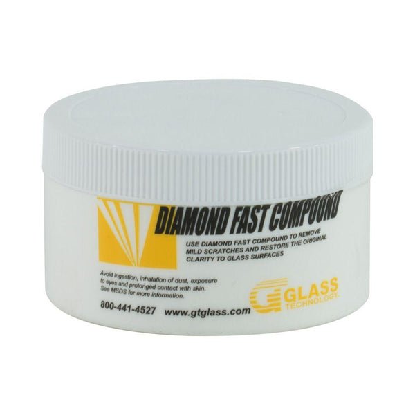 Diamond Fast - Cerium Oxide Glass Polishing Compound