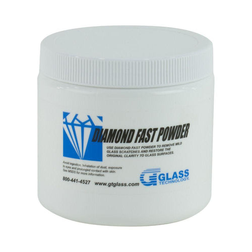 Cerium Oxide Glass Polishing Powder - 1lb DF4001