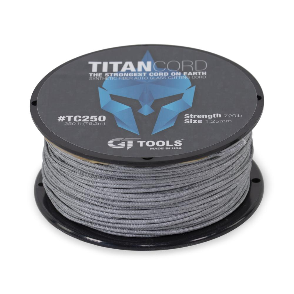 Titan Cord Auto Glass Cutting Line