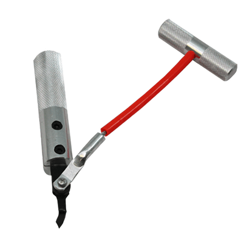 Windshield Removal Pull Knife - Aluminum