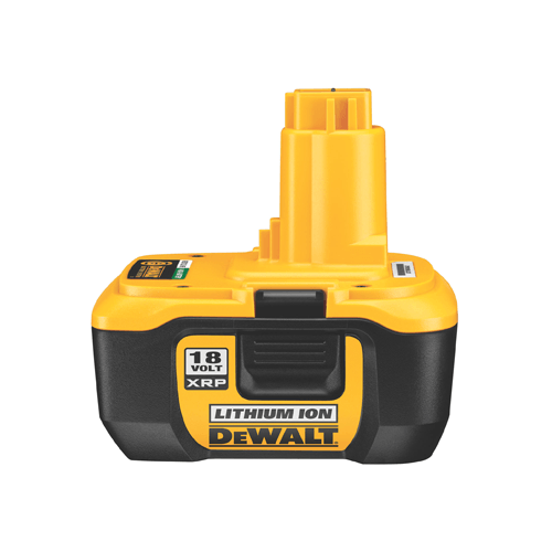 Dewalt 18 Volt XRP  Lithium Ion Battery