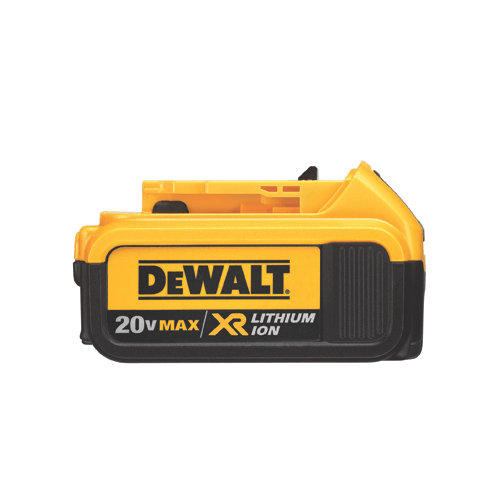 Dewalt 20 Volt MAX XR  Lithium Ion Battery 4 Ah