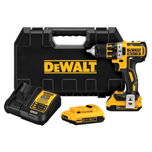 "Dewalt Max XR Lithium Ion .5"" Brushless Compact Drill"