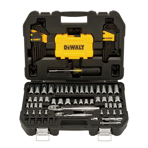 Dewalt 108 Pieces Mechanic Hand Tool Set