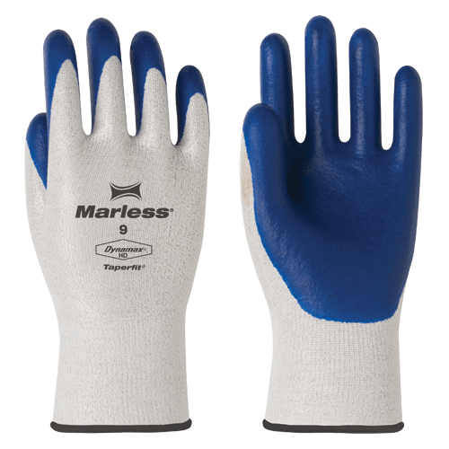 Marless Dynamax Special Non-Marring Palm Coating Handling Gloves