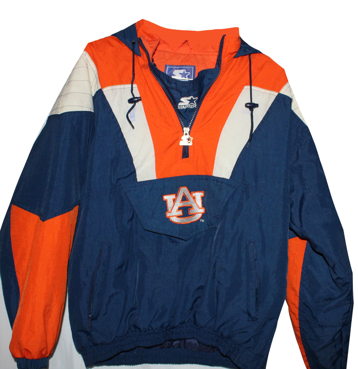 AUBURN UNIVERSITY STARTER JACKET