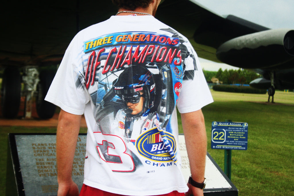 1998 Dale Earnhardt - front and back