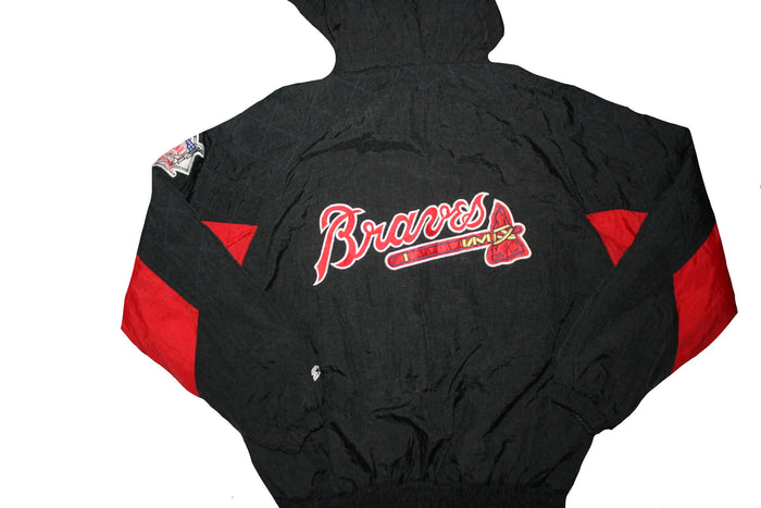 MLB ATLANTA BRAVES STARTER JACKET
