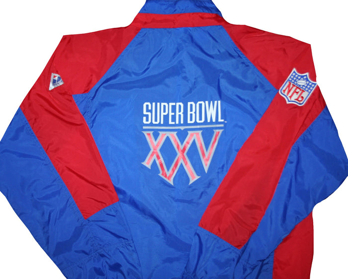 1989 SUPER BOWL WINDBREAKER