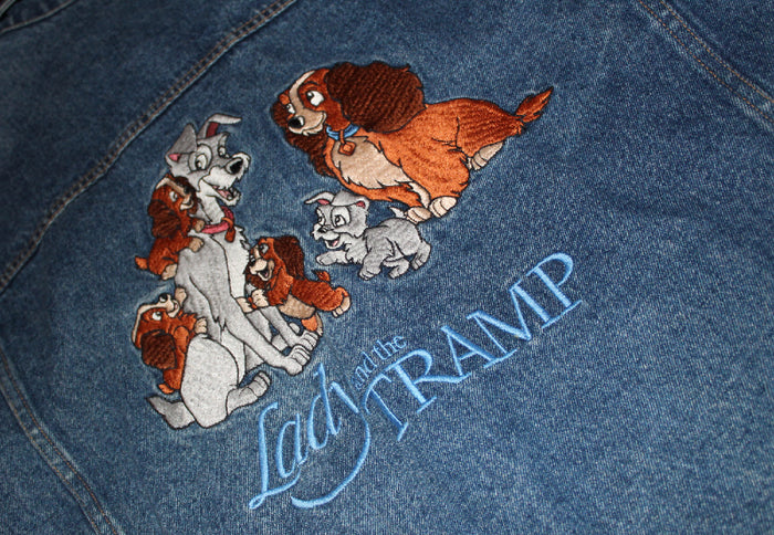 Disney's Lady and the Tramp denim jacket