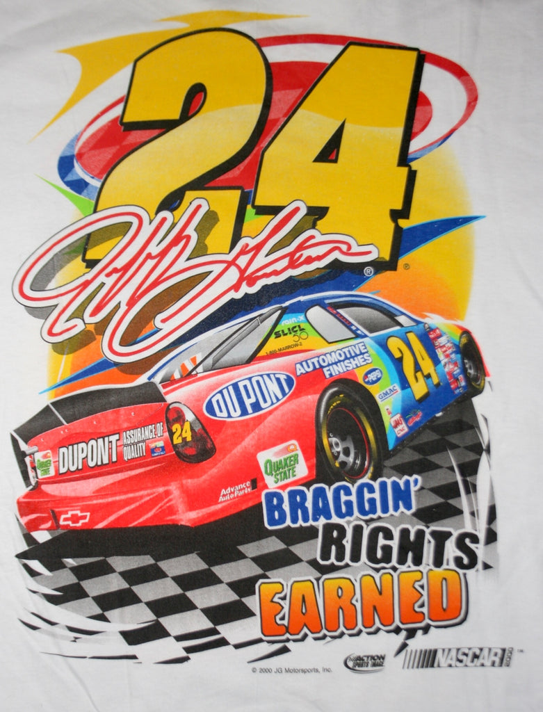 JEFF GORDON TEE