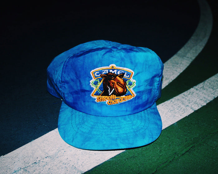 SMOOTH CHARACTER JOE CAMEL 90's snapback