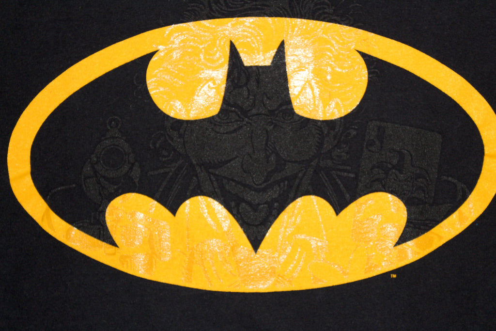 Classic Batman X Hidden Joker Tee Og Threadz