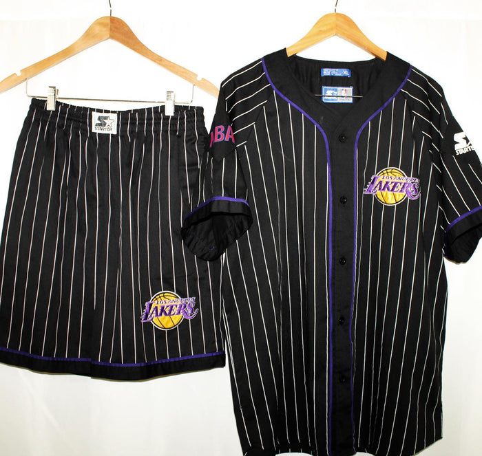 LAKERS x STARTER TWO PIECE SET