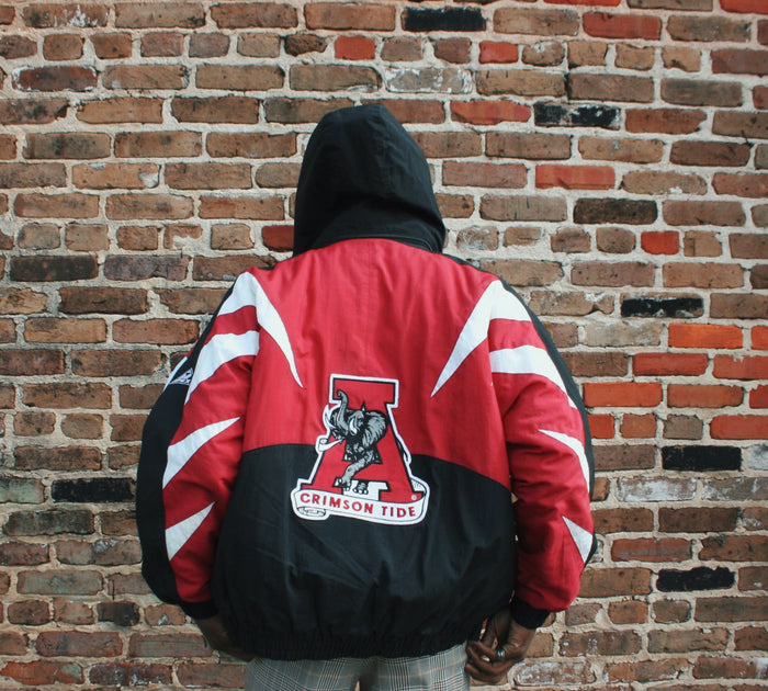 late 80's CRIMSON TIDE PARKA