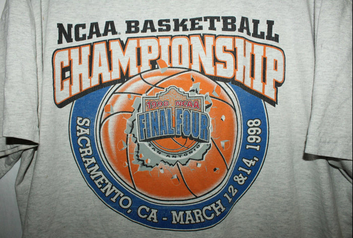 1998 NCAA FINAL FOUR MARCH MADNESS TEE