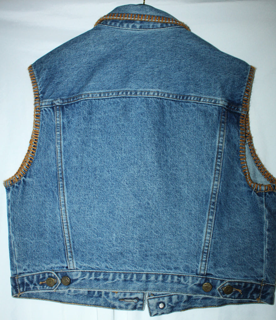 VINTAGE GUESS ? DENIM VEST