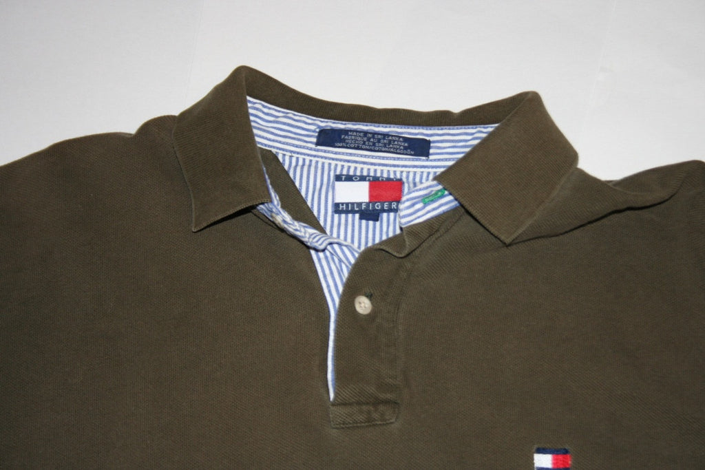 VINTAGE TOMMY POLO