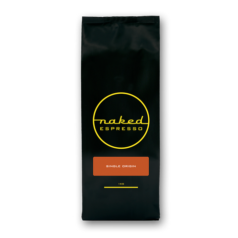 Espresso roast, Indonesia, Sulawesi, Angin Angin, Washed