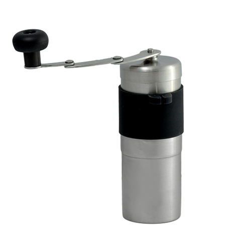 Tiamo stainless steel grinder