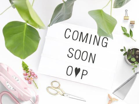 o + p blog coming soon!