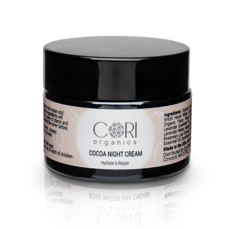 Cocoa Night Cream 2onz