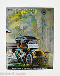 Vintage Ford Magazines 1968 Full Year Antique Automobiles, Model T Ford