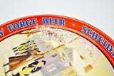 2 Vintage Scheidts Beer Valley Forge Rams Head Ale Beer Trays