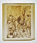 1900 Photogravure by CD Graves Art Rigoletto Opera Theater Music Renaissance
