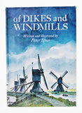 Vintage 1969 Of Dikes and Windmills by Peter Spier - First Edition Illustrated