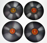 "Vintage Classical Music 78's 12"" Records In Catalog Album - Group of 10"