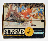 Vintage 1960's Bauer Hockey Skates Box - Great Graphics for Decor Piece