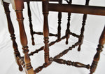 Antique Elite Furniture Company Mahogany Gateleg Table