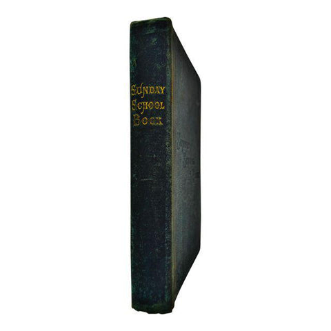 1896 Sunday School Book for the Use of Evangelical Lutheran Congregations