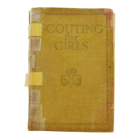1920 Scouting for Girls Handbook