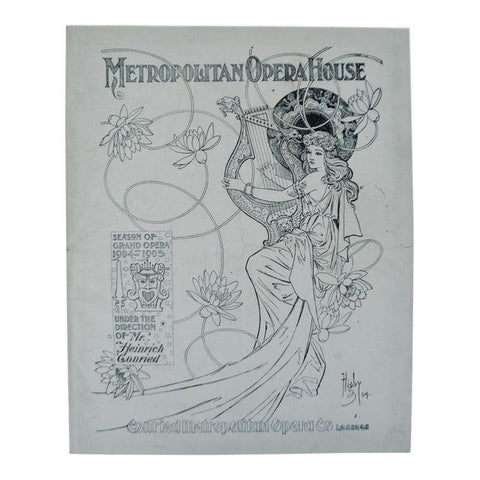 Metropolitan Opera House Season of Grand Opera 1904 - 1905