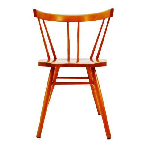 Vintage Knoll Style Spindle Chair