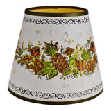 Vintage Cut Out Paper Lamp Shade
