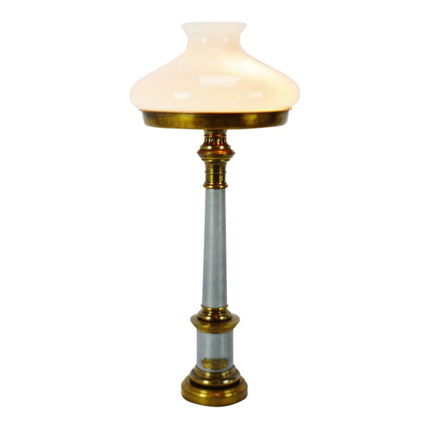 Early French Sinumbra Style Table Lamp