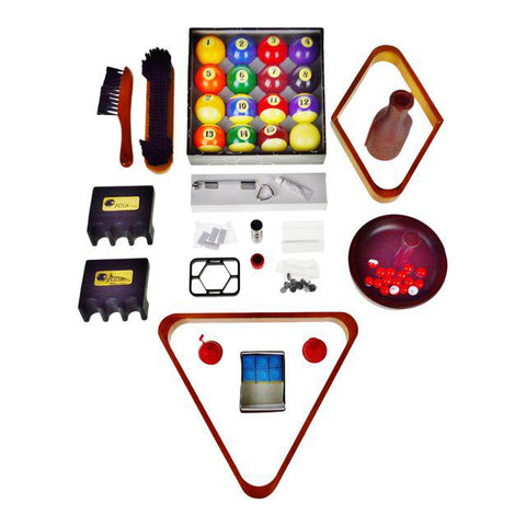 Billiards Pool Table Balls and Accessories