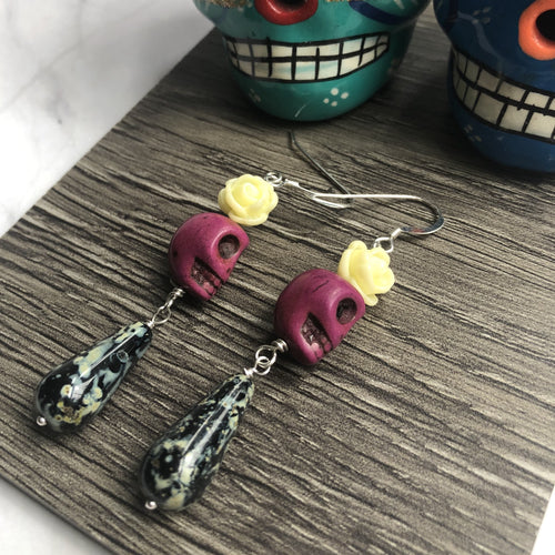 Calaveras Earrings