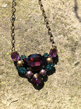 Walk in the Garden Statement Necklace