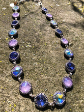 Lilac Rivoli Necklace