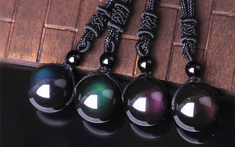 Rainbow Obsidian Jewelry: Meaning Properties and Benefits
