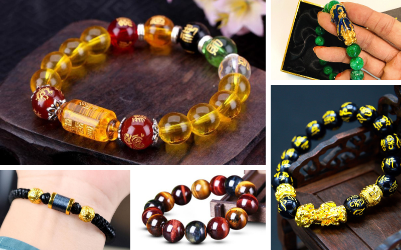 feng shui bracelets for wealth 2021