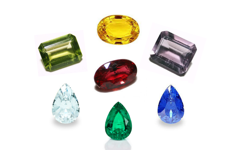 What is My Birthstone? Discover the Birthstone Colors and Their Meanings