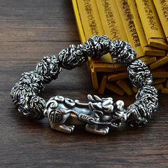 How to wear a Feng Shui Pixiu - Pixiu Monkey King Success Bracelet