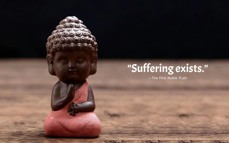 buddha quotes on four noble truths - the first noble truth