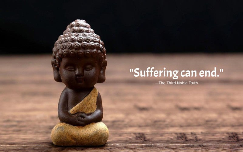 buddha quotes on four noble truths - the third noble truth